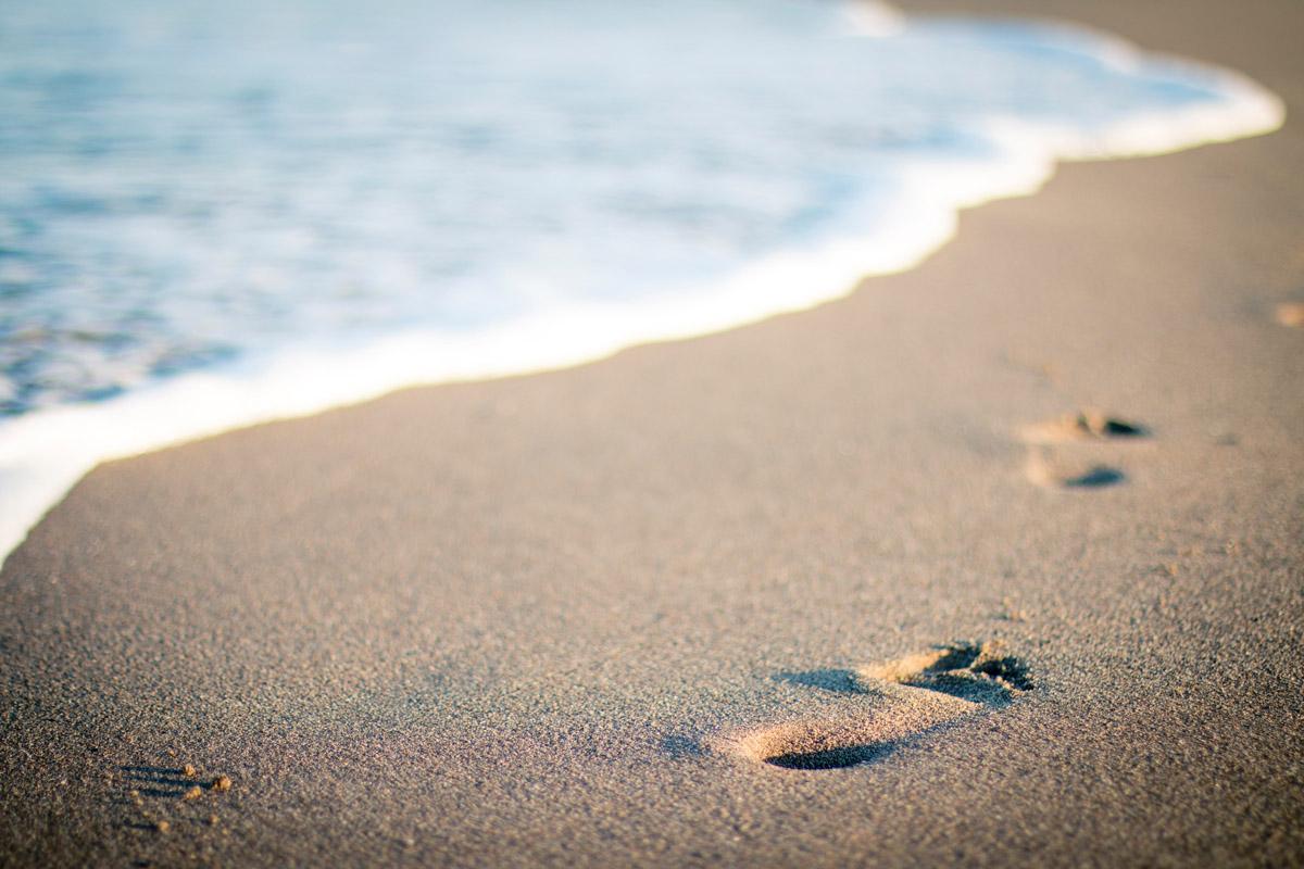 Sácale el máximo partido a entrenar en la playa