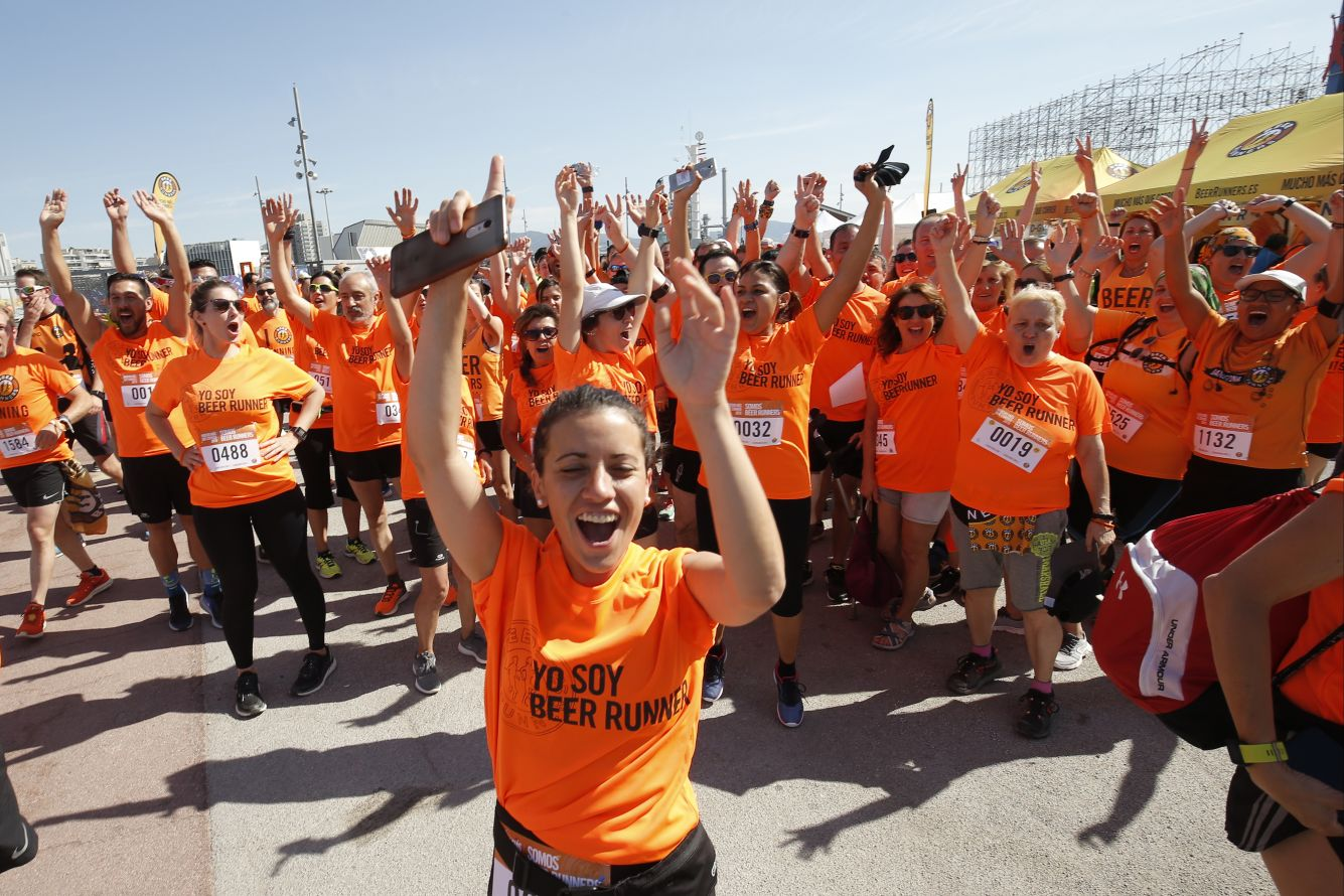 Los valores de Beer Runners