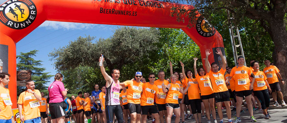 Vigo, Madrid y Palma de Mallorca, ¡sumamos tres nuevas citas al calendario de Carreras Beer Runners!