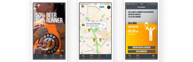 ¡Los Beer Runners ya tenemos nuestra propia App!