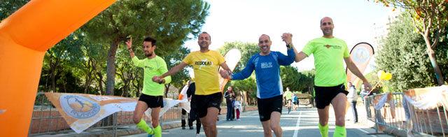 Murcia se vuelca con el movimiento Beer Runners