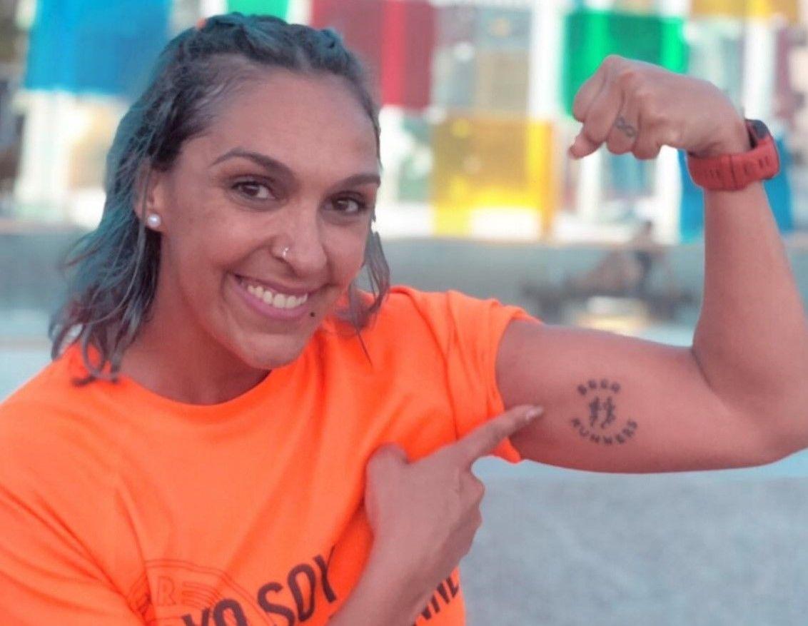 Beer Runners en la piel de… Inma Morales Pérez