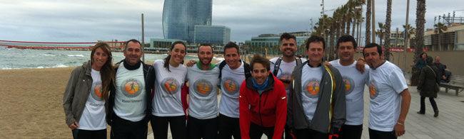 ¡Beer Runners en Barcelona!
