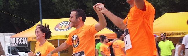 Progresa como corredor: corre en grupo