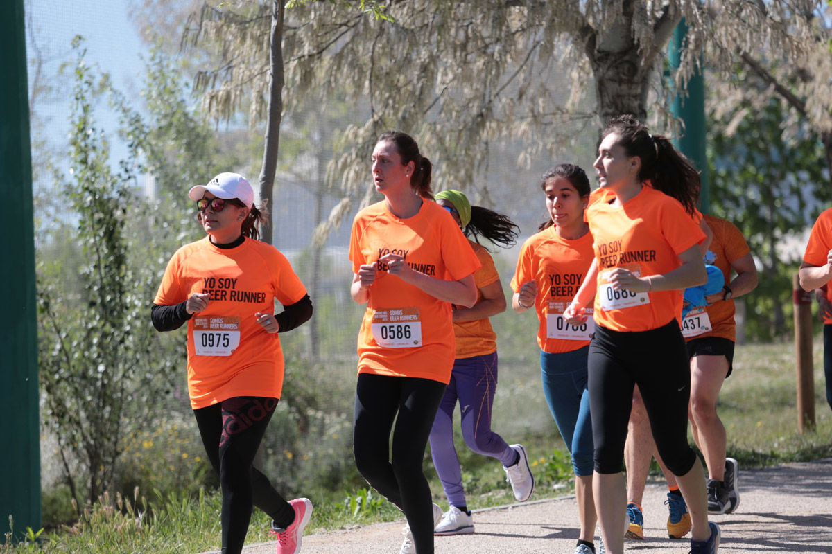 Pelazo y running… ¡Es posible!