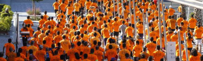 Beer Runners Málaga, la fiesta del Sur
