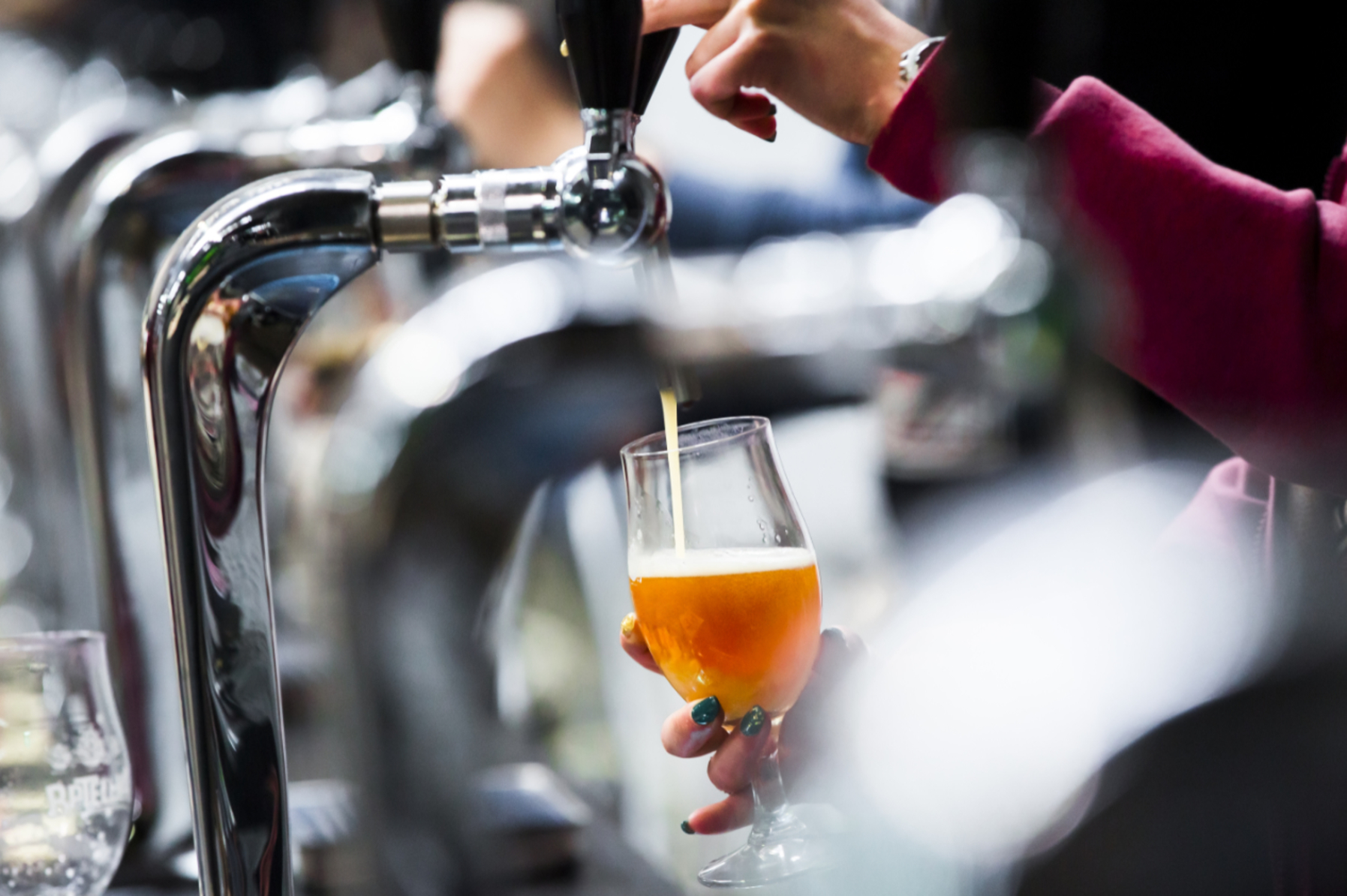 El arte de tirar una buena cerveza… a tu alcance
