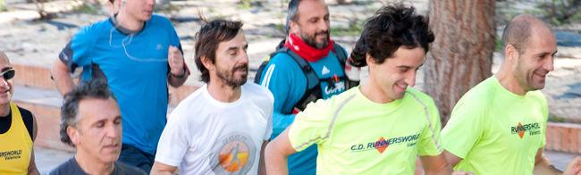 Pautas básicas de alimentación e hidratación para runners