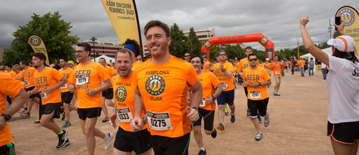 Beer Runners Logroño, la fiesta del Beer Running del norte