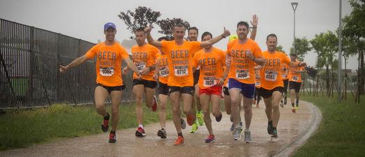 ¡El movimiento Beer Runners conquista también Badajoz!