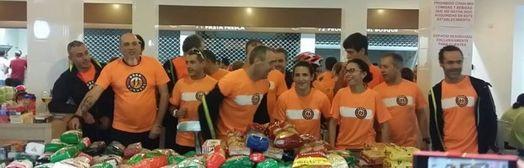 Quedada solidaria Beer Runners de Ponferrada