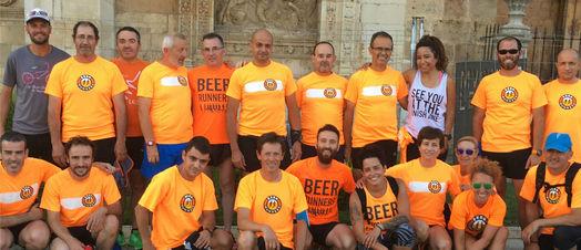Corre con otros Beer Runners, en otras ciudades