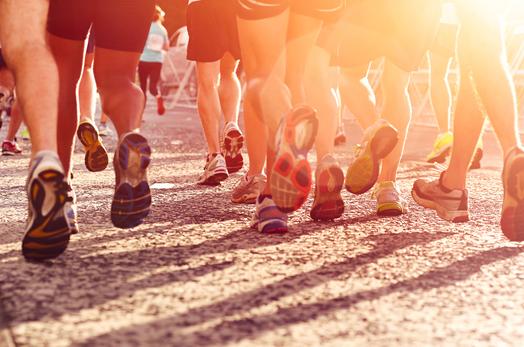 El running nos hace mejores, somos animales sociales