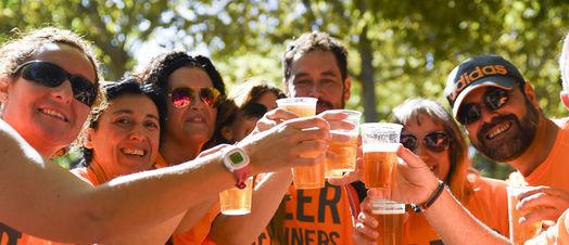 Broche de oro a las Carreras Beer Runners 2016 en Ciudad Real