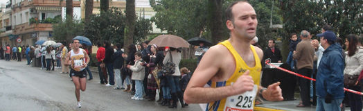 Correr con lluvia ¡no te mojes!