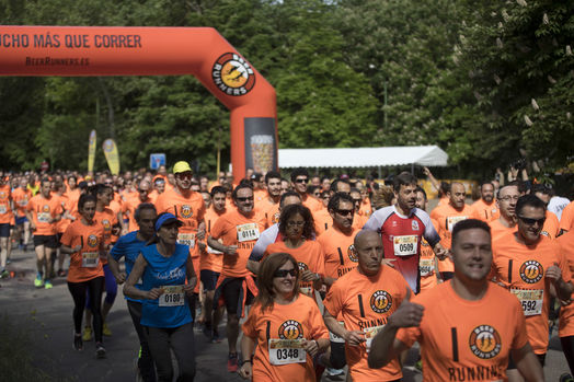 Beer Runners Burgos: ¡un día inolvidable!