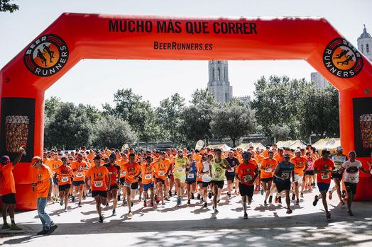 Beer Runners Girona: ¡la fiesta del social running!