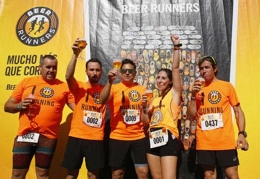 ¡El movimiento Beer Runners conquista Córdoba!
