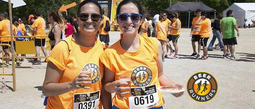 El espíritu Beer Runners