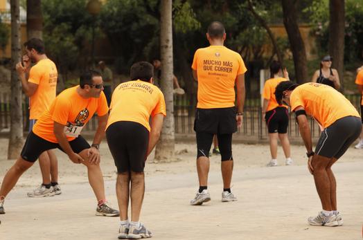 ¿Cómo recuperarnos tras una carrera o tras un entrenamiento exigente?