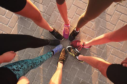 Correr en grupo… Te damos 6 razones para que te unas a los Beer Runners de tu ciudad.