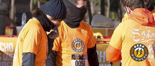 Correr con frío no es una tortura.
