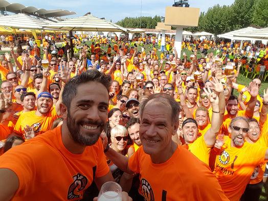 Beer Runners Madrid: 7 años de pasión por el deporte y la cerveza