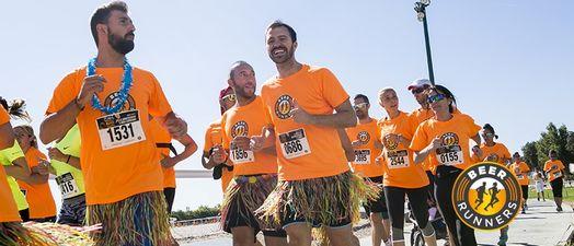 Las carreras Beer Runners: si pruebas, repites